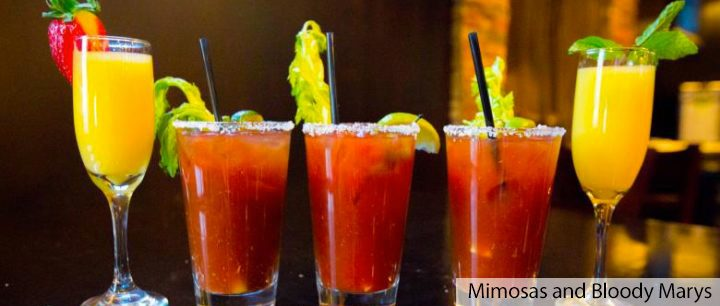 Great Mimosas and Bloody Marys